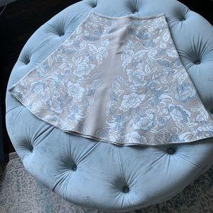 BCBGMaxazria Bandage A Line skirt